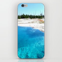 Bluer than the Sky iPhone Skin