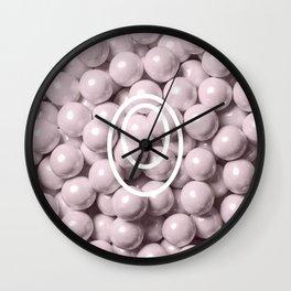 Pearl Candy Gem Wall Clock