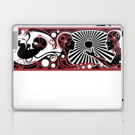 Gifts Trimurti Laptop & iPad Skin