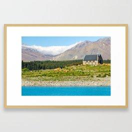 Church of the Good Shepherd Framed Art Print