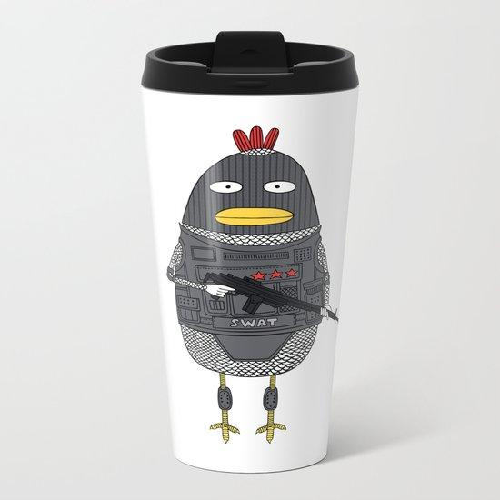 S.W.A.T. Metal Travel Mug
