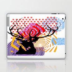 Mrs Stag Laptop & iPad Skin
