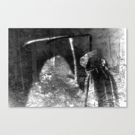 The Reaper Canvas Print