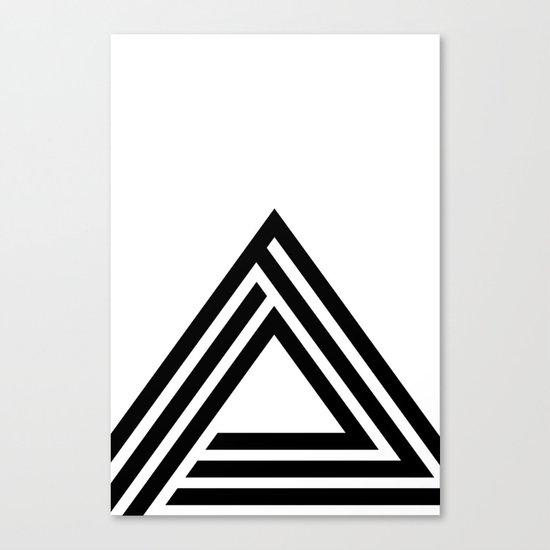 Hello VIII Canvas Print