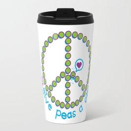 whirled peas Travel Mug