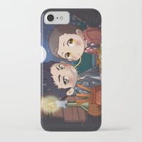 clueless iPhone & iPod Cases featuring The Stiles&TheTramp by MGNemesi