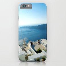 Santorini Lounge iPhone 6s Slim Case