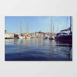 Marseille  Canvas Print