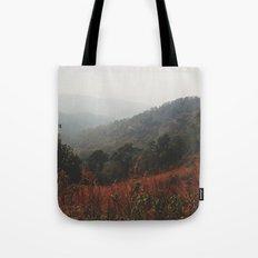 Whispering Wind Tote Bag