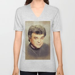 Conway Twitty, Country Legend Unisex V-Neck
