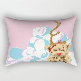 Merry Grinchmas Rectangular Pillow
