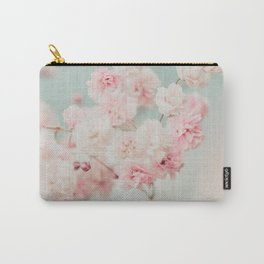 Gypsophila pink blush ll Carry-All Pouch