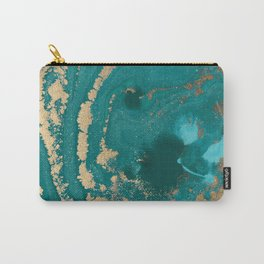 Fluid Gold Carry-All Pouch