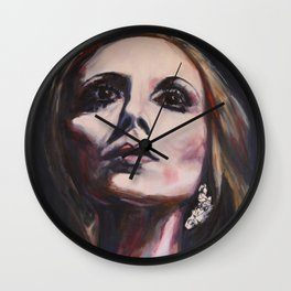 Fairuz Wall Clock