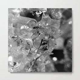 Ice Cold Metal Print