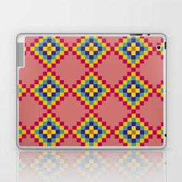Crochet blanket Laptop & iPad Skin