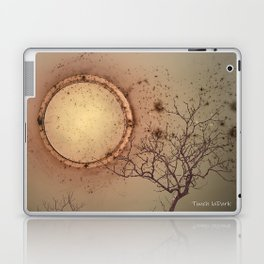 Night Lark. Laptop & iPad Skin