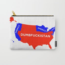 Dumbfuckistan Carry-All Pouch