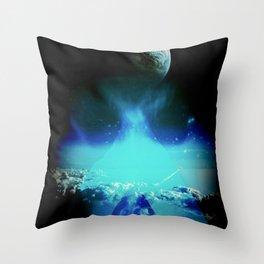 Illuminate Us Throw Pillow