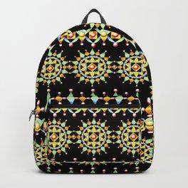 Bijoux Sunburst Stripe Backpack