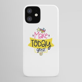 Children Funny Cute Family Gift iPhone Case
