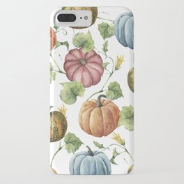 PUMPKINS WATERCOLOR iPhone Case
