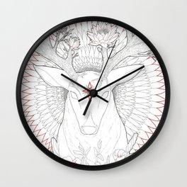 Deer, Oh Deer! Wall Clock