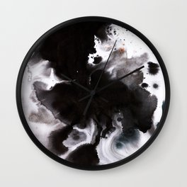 Abyss Wall Clock
