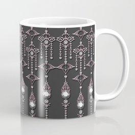CASTELLINA JEWELS: ROMANTIC FADED PINK Coffee Mug