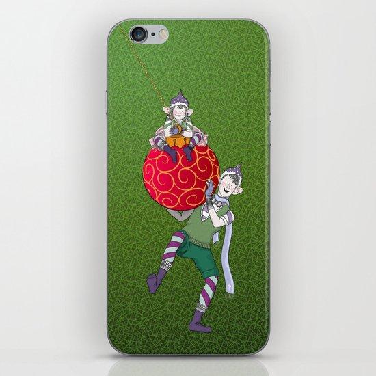 Christmas Nisse iPhone & iPod Skin