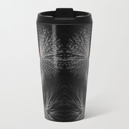 CROWNED CRANE by Monika Strigel Travel Mug