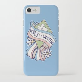 Votes for Women iPhone Case