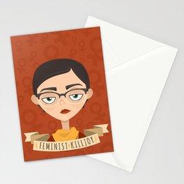 Feminist Killjoy Stationery Cards