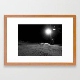 Powder #1 Framed Art Print