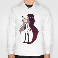 shadow Hoodies featuring Shadow by Freeminds