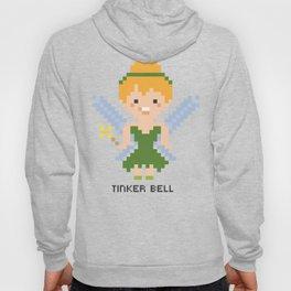 Tinker Bell Pixel Character Hoody