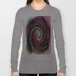 Swirls of music Long Sleeve T-shirt