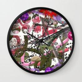 Transformations Wall Clock