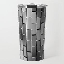 BRICK WALL #2 (Grays) Travel Mug