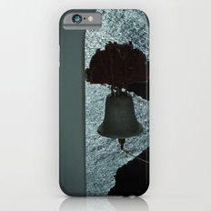 Bell over Santorini iPhone 6s Slim Case
