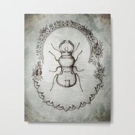 Beatlecello Metal Print