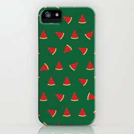 Sweet Watermelon Pictures Pattern iPhone Case