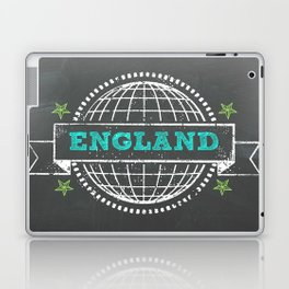 England Laptop & iPad Skin