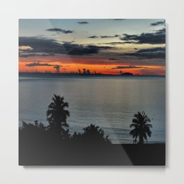 Escape To The Second Home Metal Print