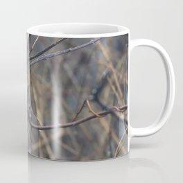 Female Northern Cardinal Coffee Mug