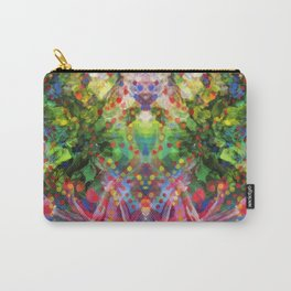 Floral Diving Carry-All Pouch