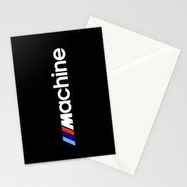 BMW Machine Stationery Cards