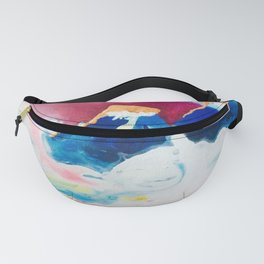 Ah Create And Destroy Fanny Pack