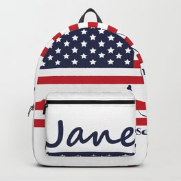 The Story Of Jane Two Backpack
