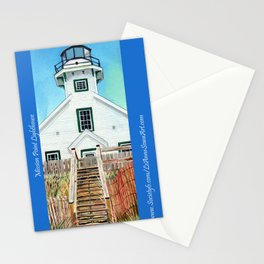 Mission Point Lighthouse Stationery Cards